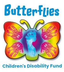 Butterflies Children's Disability Fund logo